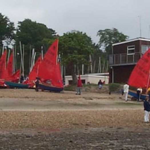 Boats launching on Monday