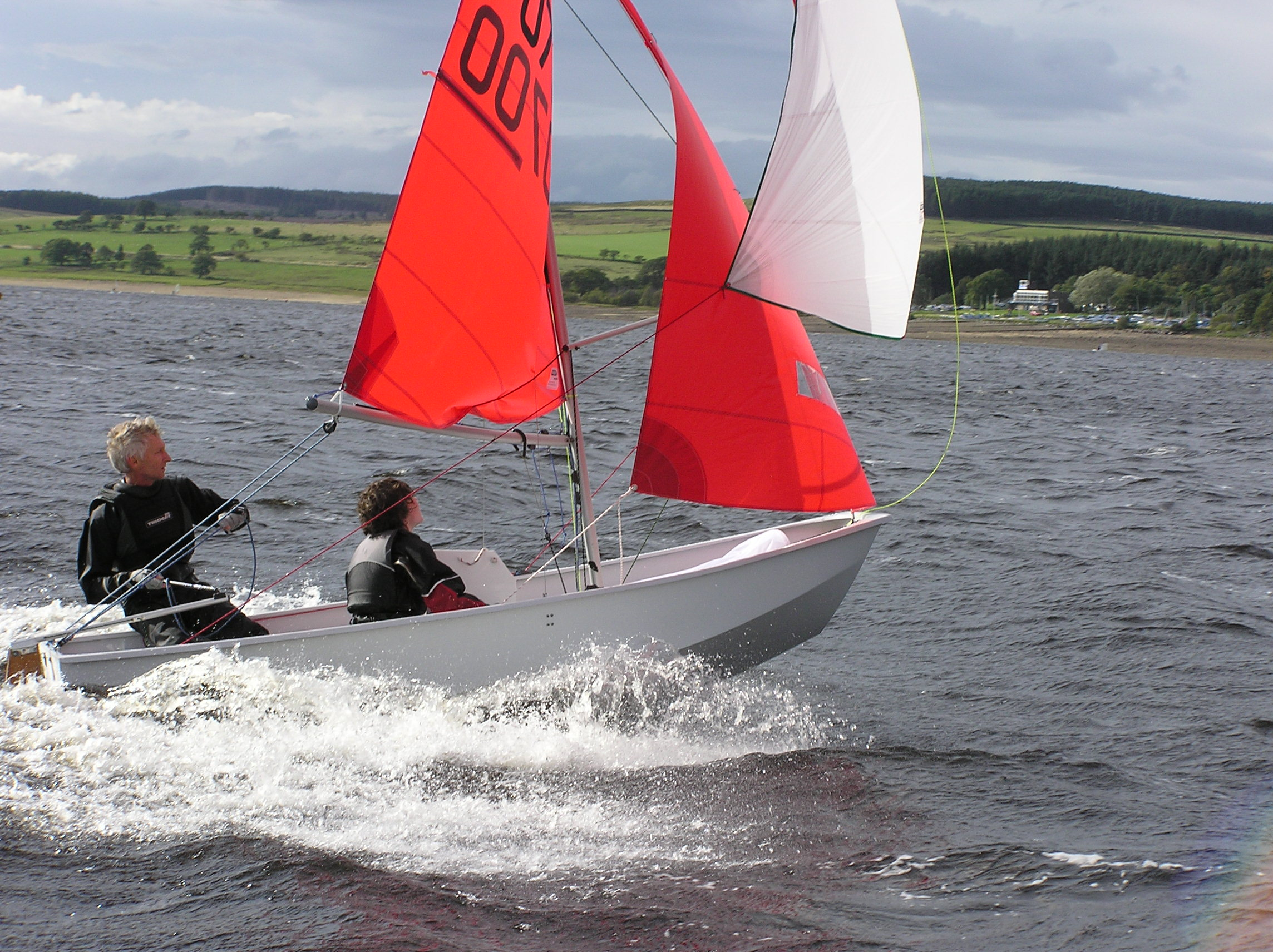 Derwent Reservoir SC open 2011